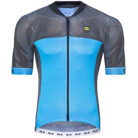 Alé Cycling Formula 1.0 Ultimate Kortärmad cykeltröja Herr grå/blå
